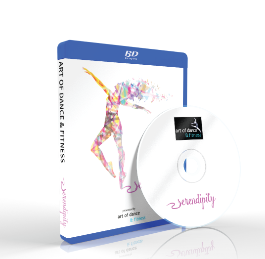 Art Of Dance And Fitness - Senior Show Blu-ray
