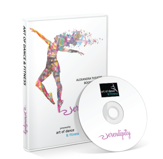 Art Of Dance And Fitness - Senior Show DVD