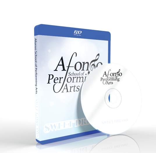 Afonso School Of Performing Arts - Sweet Dreams Blu-ray