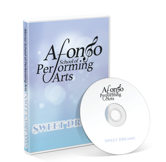 Afonso School Of Performing Arts - Sweet Dreams DVD
