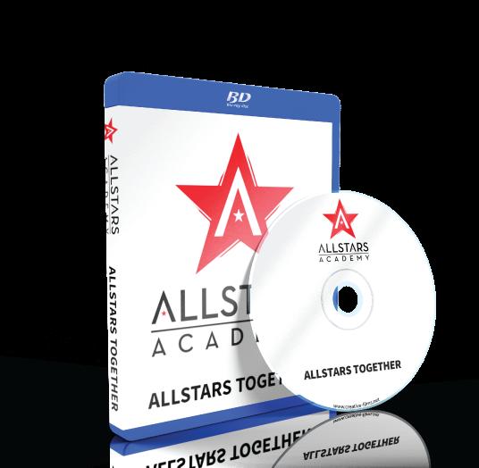 Allstars Academy - Allstars Together Blu-ray