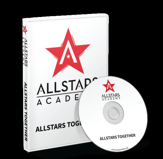 Allstars Academy - Allstars Together DVD