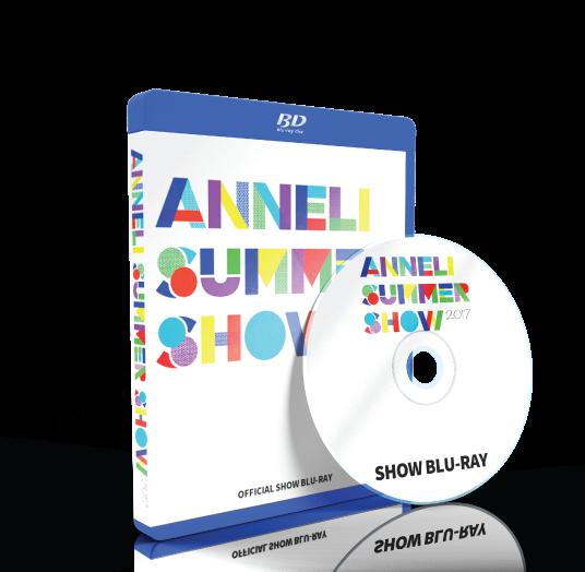 Anneli Dance - Anneli Summer Show Blu-ray