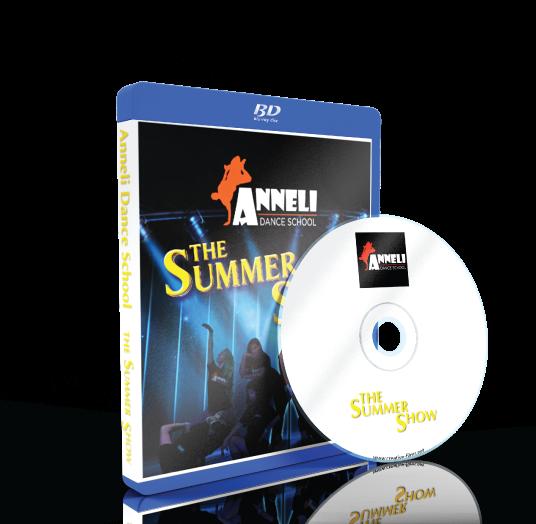Anneli Dance - Summer Show 2018<br /> 24/06/2018 / 11:00