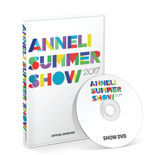Anneli Dance - Anneli Summer Show DVD