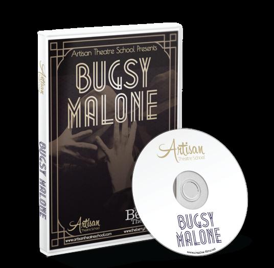 Artisan Theatre School - Bugsy Malone DVD