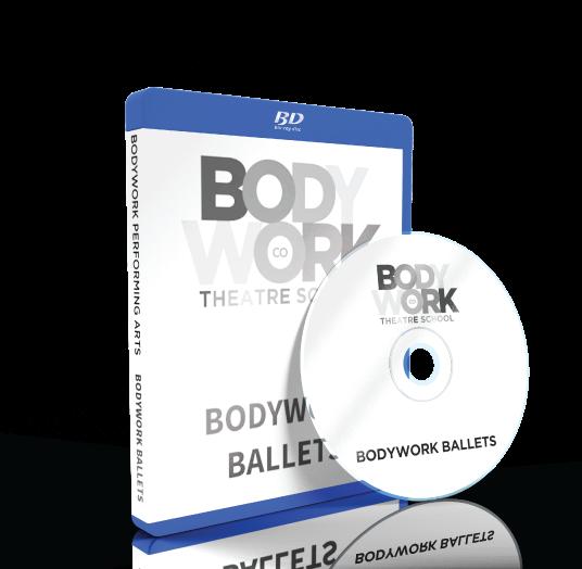 Bodywork Company Dance Studios - Bodywork Ballets<br /> 23/07/2016 / 15.00