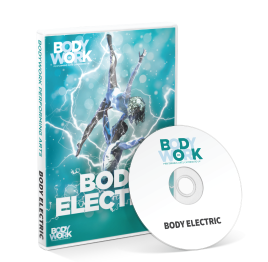 Bodywork Company Dance Studios - Body Electric DVD