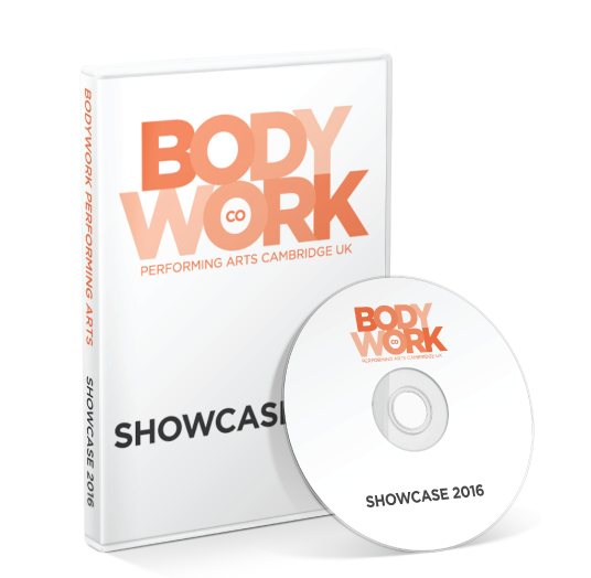 Bodywork Company Dance Studios - Showcase<br />