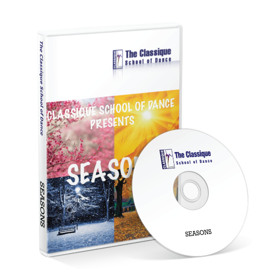 Classique School of Dance - Seasons DVD