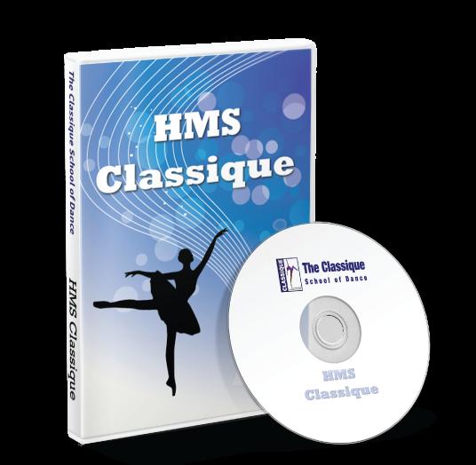 Classique School of Dance - HMS Classique DVD