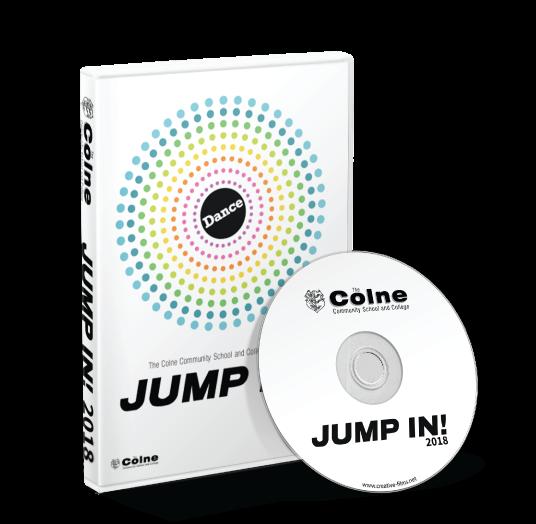 The Colne Community School & College - Jump In 2018 DVD