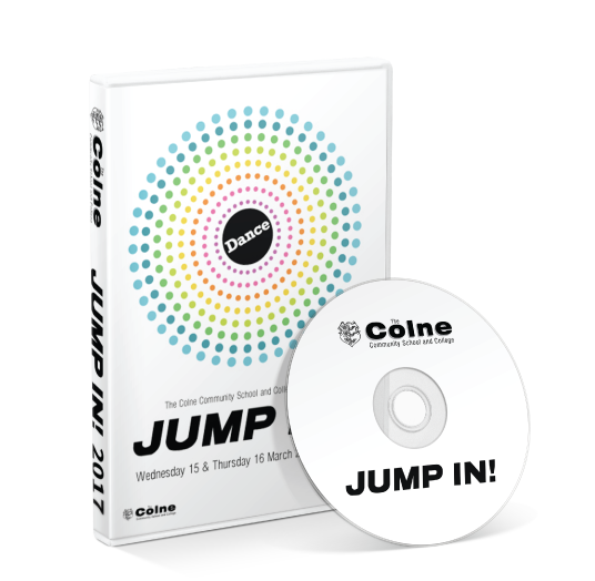 The Colne Community School & College - Jump in 2016 DVD