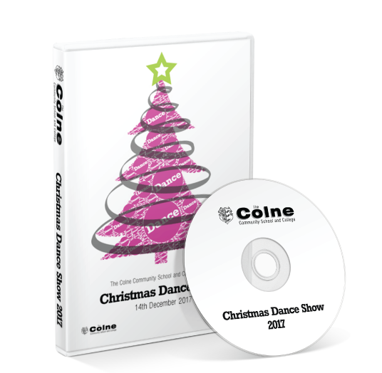 The Colne Community School & College - Christmas Show 2017 DVD