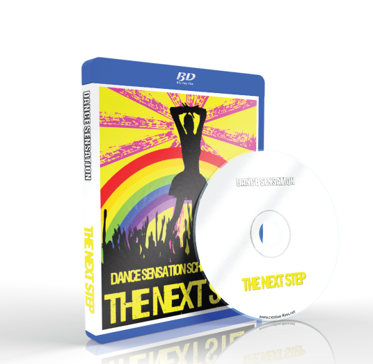 Dance Sensation School Of Dance - The Next Step Blu-ray