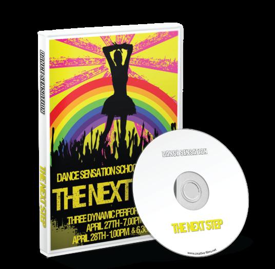 Dance Sensation School Of Dance - The Next Step<br /> 28/04/2018 / 18:30