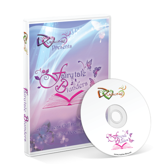 Dance Visions - Fairy Tale Blunders DVD