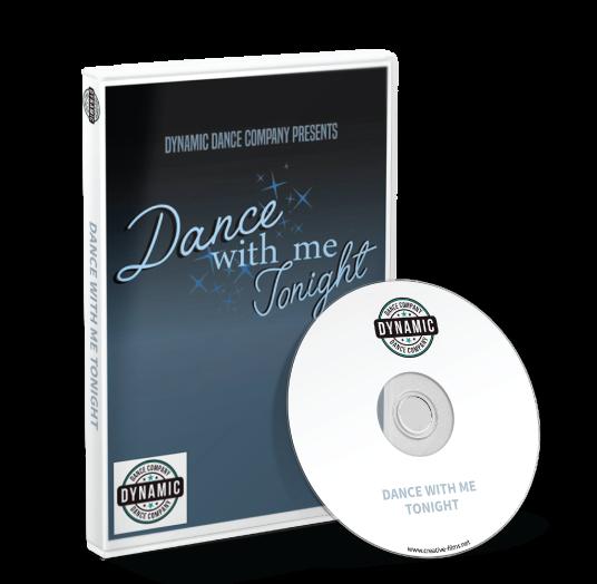 Dynamic Dance Company - Dance with me Tonight DVD