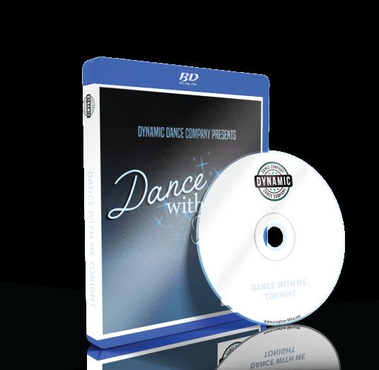 Dynamic Dance Company - Dance with me Tonight Blu-ray
