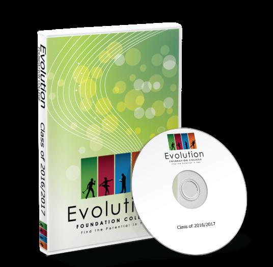 Evolution Foundation College - 2017 Showcase DVD