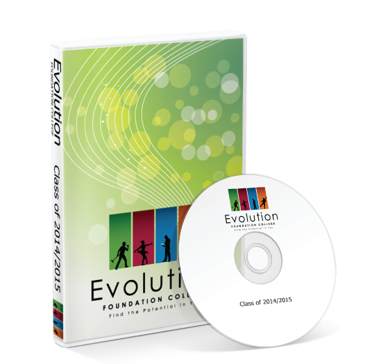 Evolution Foundation College - Showcase 2015 DVD