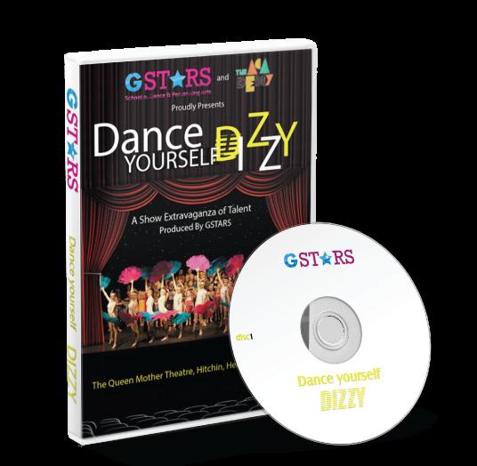 G STARS - Dance Yourself Dizzy DVD