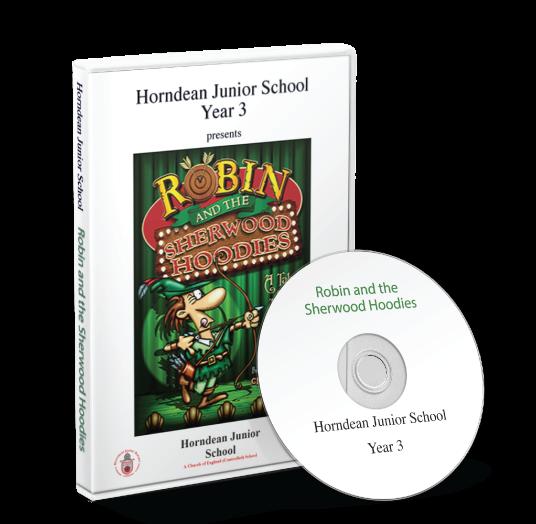 Horndean Junior School - Yr3 Show - Robin Hood DVD