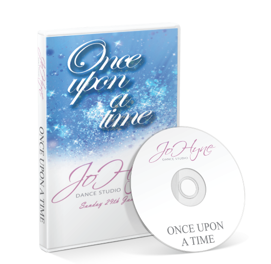 Jo Hyne Dance School - Once upon a time DVD