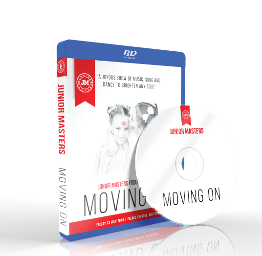 Junior Masters - Moving On Blu-ray