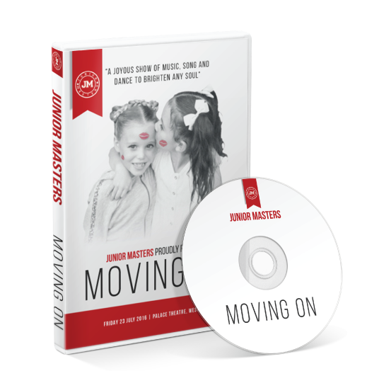 Junior Masters - Moving On DVD