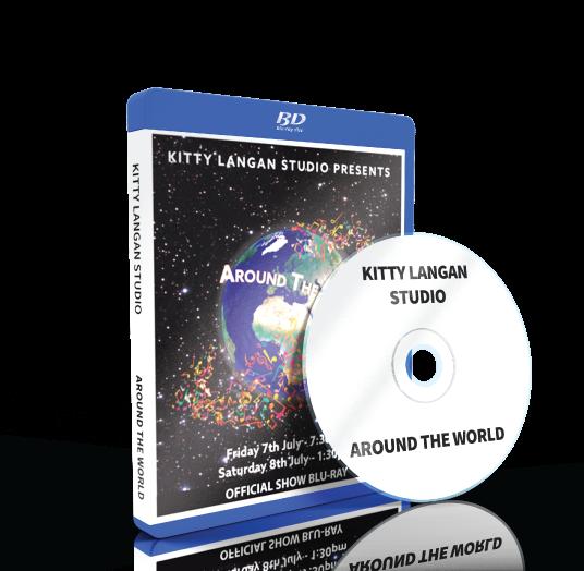 Kitty Langan Studio - Around the World Blu-ray