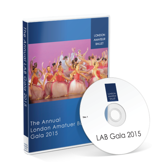 London Amateur Ballet - LAB Gala 2015 DVD
