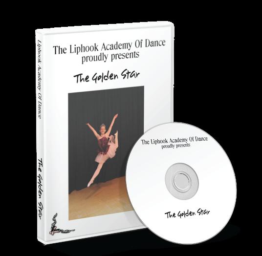 Liphook Academy Of Dance - The Golden Star DVD