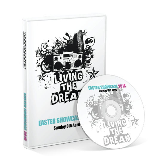 Living the Dream - 2018 Easter Showcase<br />