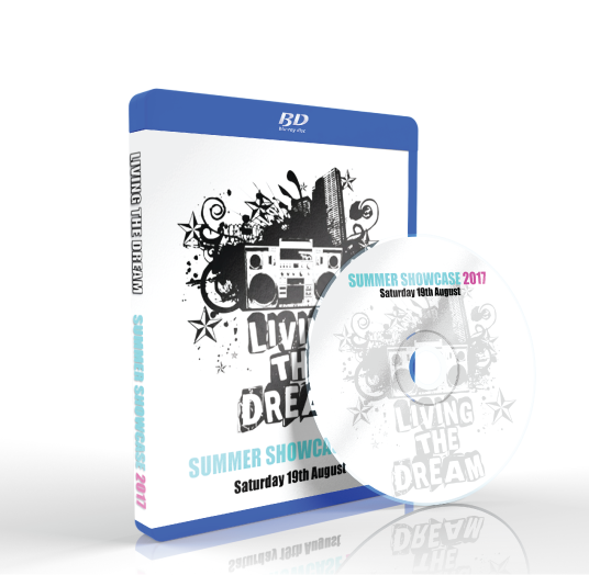 Living the Dream - Summer Showcase 2017 Blu-ray