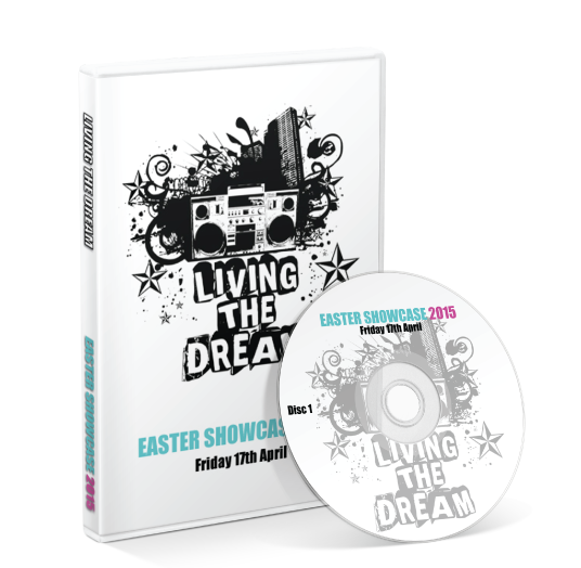 Living the Dream - 2015 Easter Showcase<br />