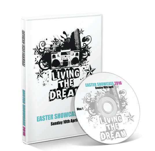 Living the Dream - Easter Showcase 2016<br />