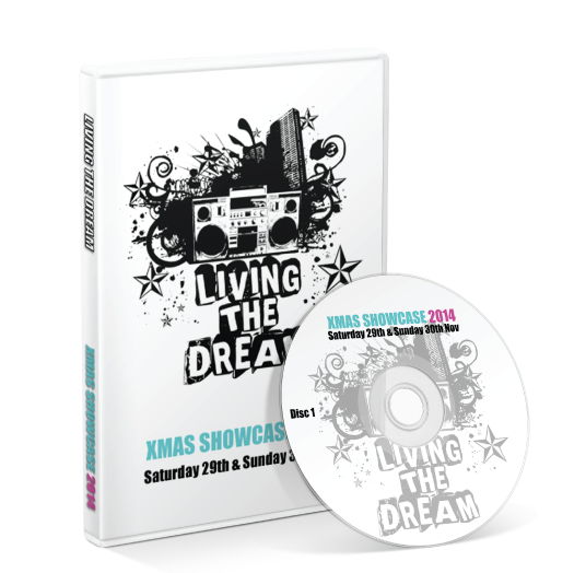 Living the Dream - Xmas show 2014<br />