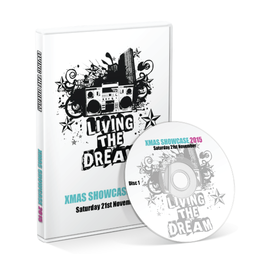 Living the Dream - Xmas Showcase 2015<br />