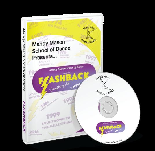 Mandy Mason School Of Dance - Flashback<br /> 05/05/2018 / 19:00