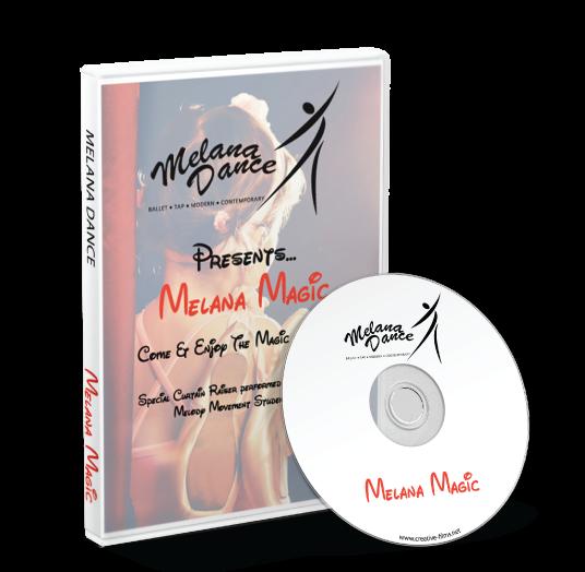 Melana Dance - Melana Magic<br /> 04/02/2018 / 15:30