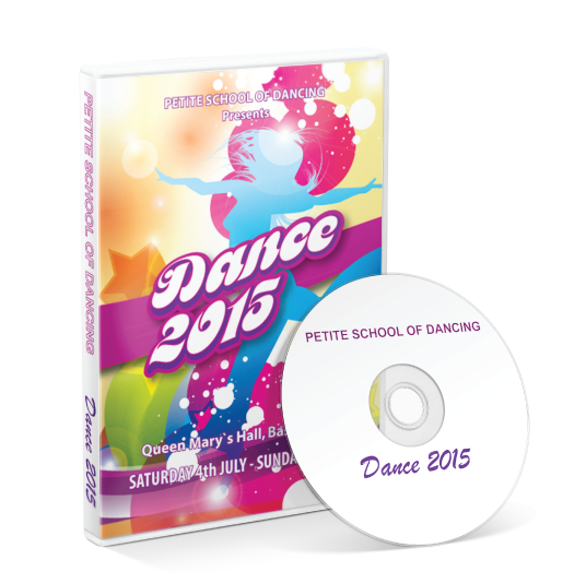 Petite School of Dance - Petite School Of Dancing DVD