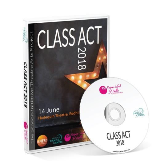 Reigate School of Ballet - Class Act 2018<br /> 14/06/2018 / 17:30