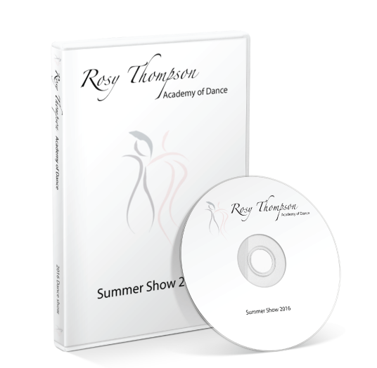 Rosy Thompson Academy Of Dance - Summer Show 2016 DVD