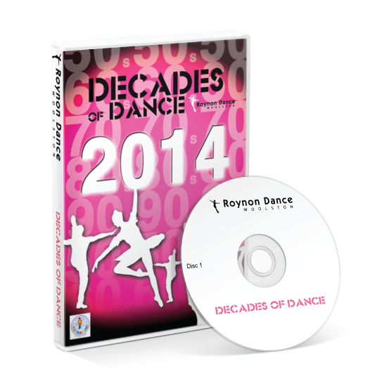 Roynon Dance Woolston - Decades Of Dance DVD