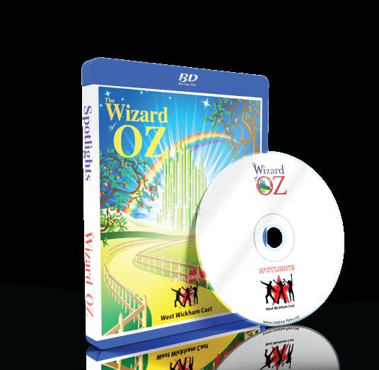 Spotlights Theatre - Wizard of Oz - West Wickham<br /> 29/04/2018 / 20:00