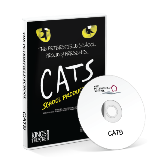 The Petersfield School - CATS DVD
