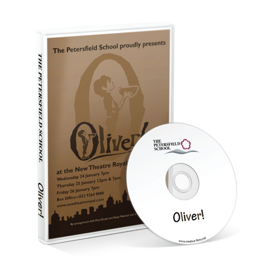 The Petersfield School - Oliver<br />