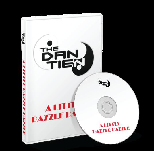 The Dan Tien - A Little Razzle Dazzle DVD