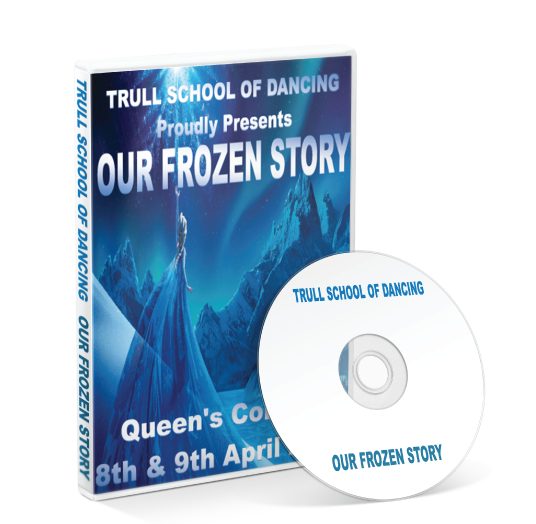 Trull School of Dancing - Our Frozen Story DVD
